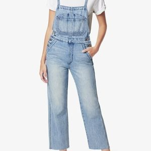 THE WIDE LEG OVERALL